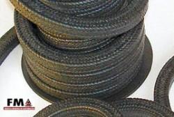 Gaxeta de Carbono com PTFE FMA-225